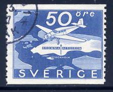 Sweden  Sc# 263  Used    1936 - Usati