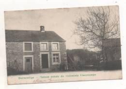 A 77   -  Burnontige  Maison  Natale  Du Violoniste  Vieutemps - Ferrières