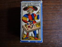 ANCIEN TAROT DE MARSEILLE 78 Cartes Avec Notice Explicative - Grimaud -1982 - Tarots