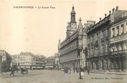 VALENCIENNES LA GRANDE PLACE - Valenciennes