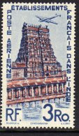 Inde P.A. N° 17 XX Temple De Chindambaram, Sans Charnière, TB