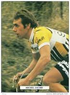 Michel Jacobs Holland  B-22 - Cycling