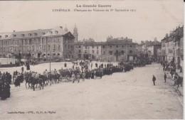 """54 MEURTHE ET MOSELLE LUNEVILLE   """" Obsèques Des Victimes Du 1er Septembre 1915  """"     N° - Luneville"""