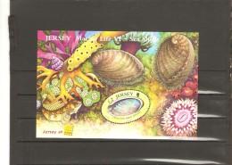 JERSEY   BLOC  N° 68    DE  2006  NEUF ** MNH - Jersey