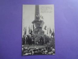 CPA 08 SEDAN CEREMONIE PATRIOTIQUE DU 3 SEPTEMBRE 1905 - Sedan