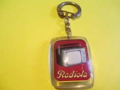 Appareils Ménagers / Télévision RADIOLA/ Tinyviseur - Ecran 28 Cm  / Vers 1960       POC211 - Key-rings