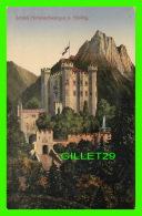 SAULING, AUTRICHE - SCHLOB HOHENSCHWANGAU U. SAULING - FRANZ JOSEF HUBER - - Reutte