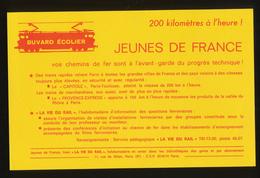 Buvard - JEUNES DE FRANCE - J