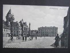 AK KORNEUBURG 1918 Feldpost  // D*21496 - Korneuburg