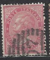 Italia - 1863/65 - Usato/used - Vittorio Emanuele II - Sass N. 20 - 1861-78 Vittorio Emanuele II