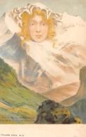"""Illustrateur  Suisse  Killinger Surréalisme """" Eine Jungfrau.  La Vierge Sans Rivale - Illustrateurs & Photographes"""