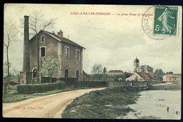 Cpa Du 70 Loulans Les Forges -- La Prise D' Eau Et Guiseuil   JIP97 - Francia