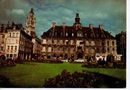 Lille - Ancienne Bourse -   Place Général De Gaulle 1979 - Lille