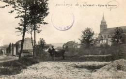 CPA - Environs De BACCARAT (54) - Aspect De DENEUVRE En 1906 - Baccarat