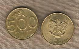 INDONESIA -  500 Rupias 2003  KM59 - Indonesia