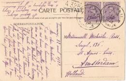 20469. Postal TOURNAI (Belgien) 1922. Pensionnat Des Ursulimes De St. Omer - Bélgica