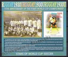 Bhutan - Bhoutan 2005 Yvert BF 447, 75th Anniversary Of The First World Cup Championship- MNH - Bhoutan