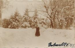 CARTE PHOTO  - BUKAREST 1917 - Rumänien