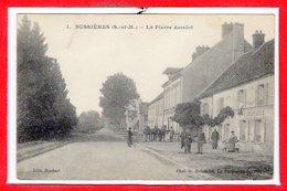77 - BUSSIERES --  La Pierre Amelot - Other Municipalities