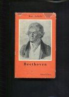 Beethoven - Bücher, Zeitschriften, Comics