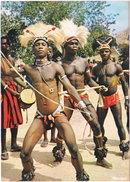 Gf. AFRIQUE EN COULEURS. Danseurs Du Groupe Médy. 2647 - Unclassified