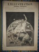 L´ ILLUSTRATION 17/11/1877  MERCIE BREST LA PEROUSE VENISE LONDRES BOUQUETIERE ALFORT ECOLE VETERINAIRE SEVRES PLEWNA - Giornali