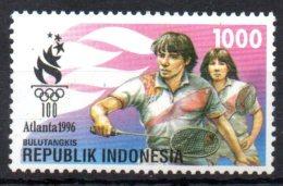 INDONESIE  N° 1453   * *    JO  1996  Badminton