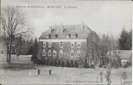 ASSENOIS ..-- LEGLISE ..-- Le Château . 1907 Vers PEPINSTER ( Melle H. DAVIGNON ) . Voir Verso . - Léglise