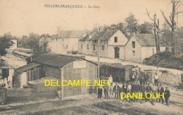 51 // VILLERS FRANQUEUX      La Gare   ANIMEE - Other Municipalities