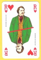 Roi De Coeur Balzac - Verso Le Club - Kartenspiele (traditionell)