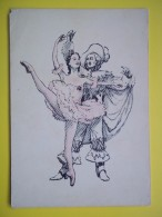 """9164 The Ballet """"The Sleeping Beauty"""" In The USSR - Théâtre"""