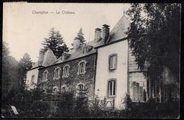 CHAMPLON  - LE CHATEAU - Tenneville