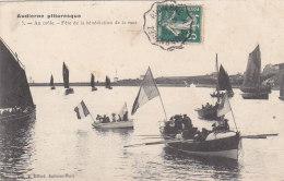 AUDIERNE : Fête De La Bénédiction De La Mer - Peu Courant - Audierne