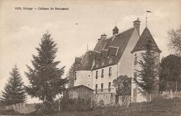 03 ALLIER  : Urcay   Château De Beaumont      Réf 2354 - France