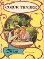 Coeur Tendre N° 17 - Collection Célia - Editions Artima / Arédit à Tourcoing - Août 1979 - TBE - Arédit & Artima