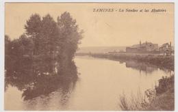 Tamines  - La Sambre Et Les Abattoirs - Edit. Jos. Lambert - Sambreville