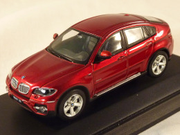 Absolute Hot 64015, BMW X6 (E71), 2008, 1:64 - Voitures, Camions, Bus