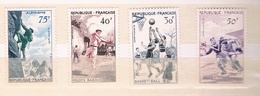 FR: Yvert 1072/5  Postfris Voor 3.00 Euro - France