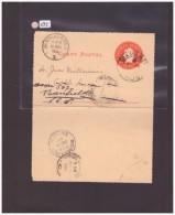 ARGENTINE - GANZSACHE - CARTE-LETTRE  ENTIER POSTAL - Interi Postali