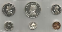 Panama Republic 1973 Balboa Proof Set In Original USA Mint Box. - Panama