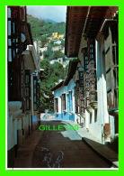 VENEZUELA - CALLE COLONIAL DE LA GUAIRA - EDICIONES ASCONA - - Venezuela