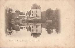23  Creuse  :  Chambon-sur-Voueize   Le Grand Moulin  Réf 2383 - Chambon Sur Voueize