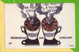 BUVARD & Blotting Paper : VIANDOX En Tous Lieux  Stimulant - Soups & Sauces