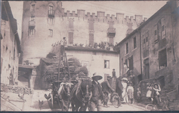 CARTE-PHOTO LIVERDUN 1909 - Liverdun
