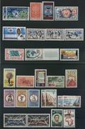 1962/9 Alto Volta, Lotto Serie Complete Francobolli Nuovi (**) Catalogo Euro 60,00 - Alto Volta (1958-1984)