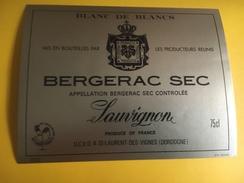 2665 - Bergerac Sec Sauvignon Blanc De Blancs - Bergerac