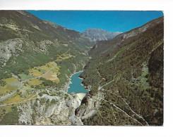 05 BRIANCON N° 05.023.78 : Barrage De Cerveyrette / CPM Voy. 1988 / Vernis Craquelé Timbre Absent SOLDEE !! - Briancon