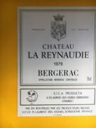 2666 - Bergerac Château La Reynaudie 1979 - Bergerac