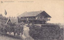 Genval-les-Eaux - Le Restaurant Du Trèfle à Quatre (Impr. Pap. Degraux)