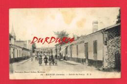 Gironde  HOURTIN Entrée Du Bourg ( état ...) - France